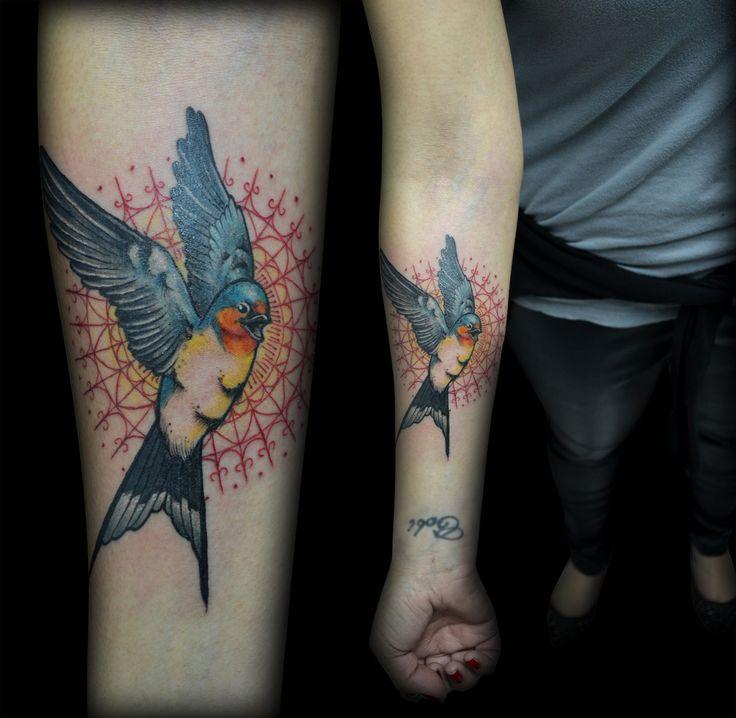 Estúdio Osso Tattoo – Curitiba/PR – Brazil Done by Neto Lobo (mix of styles + p…