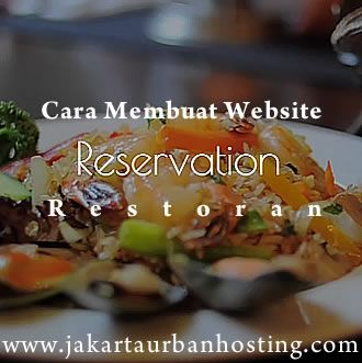 Berikut kami sajikan cara membuat website restoran yang bagus dengan beberapa fitur penting yang dapat efektif meningkatkan jumlah pengunjung restoran.