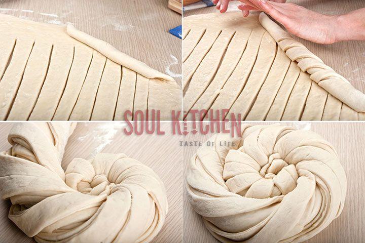 Twisted snail buns   Soul Kitchen