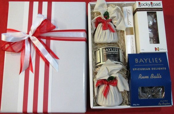 Christmas Gift Baskets Adelaide No.208  http://giftbasketsadelaide.com.au/gift-baskets-adelaide-no.-208-Corporate-Christmas-Gifts.html