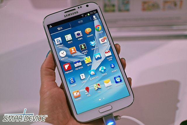 Galaxy Note II: Design and Accessories (By Eun-Kyeung Cho @mangsangk)