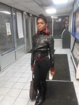 Paige Clay, 23, young black trans woman who was murdered in Chicago.