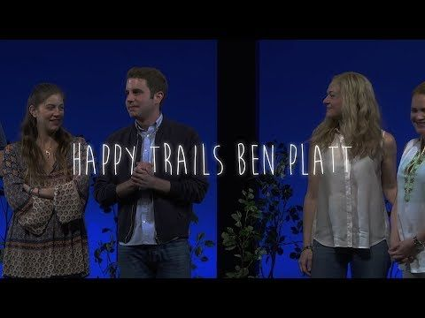 Happy Trails Ben Platt - YouTube