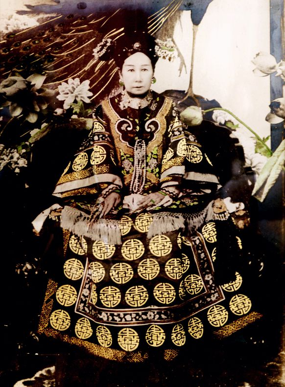 Imperial Dowager Cixi, unofficially but effectively controlled the Manchu Qing Dynasty in China for 47 years from 1861 to her death in 1908.