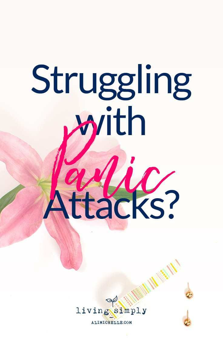 Crucial Tactics for Managing Panic Attacks. #PanicAttack #AnxietyAttack ... from Living Simply, a personal growthand mental health blog providing strategies to strengthen resilience, self-worth, and positivity for more balanced mental health and a happier, more fulfilling life.