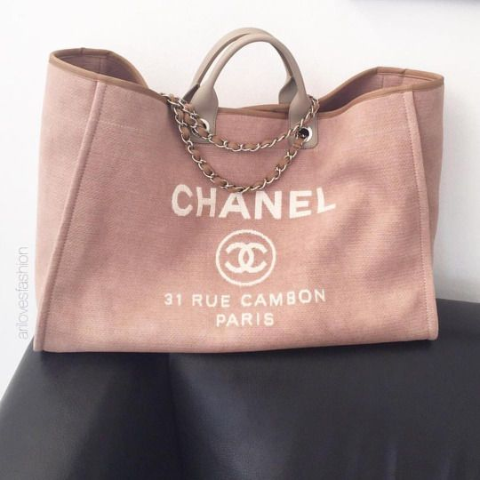 chanel deauville tote bag pinterest bag purse and coco chanel. Black Bedroom Furniture Sets. Home Design Ideas