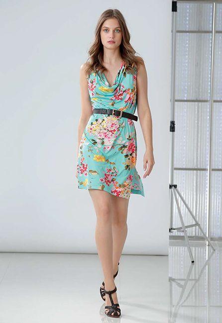 #Blumarine Spring Summer collection 2016 #beachwear #costumidabagno #beachfashion #beachstyle #abito #copricostume #modamare #fashion #style #ss16