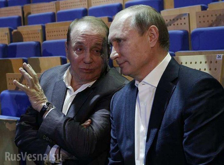 Это вы о ком сказали? — Путин пошутил на юбилее КВН 13 ноября 2016, 17:26  http://putin24.info/eto-vy-o-kom-skazali--putin-poshutil-nayubilee-kvn.html