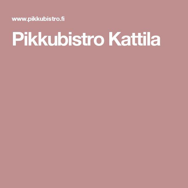 Pikkubistro Kattila