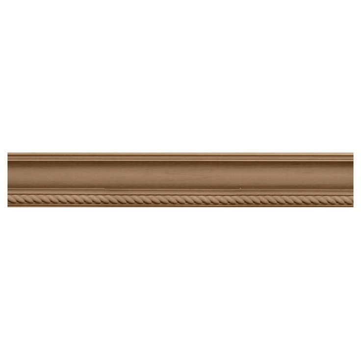 Millwork Wood Grille : Andrea rope quot h w d carved wood crown