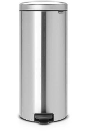 Poubelle Brabantia MATT STEEL 114380
