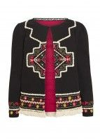 Embroidered Jacket, to download this press image please visit prshots.com/press #kids #mums #children#kidsfashion #fashion #trend #style