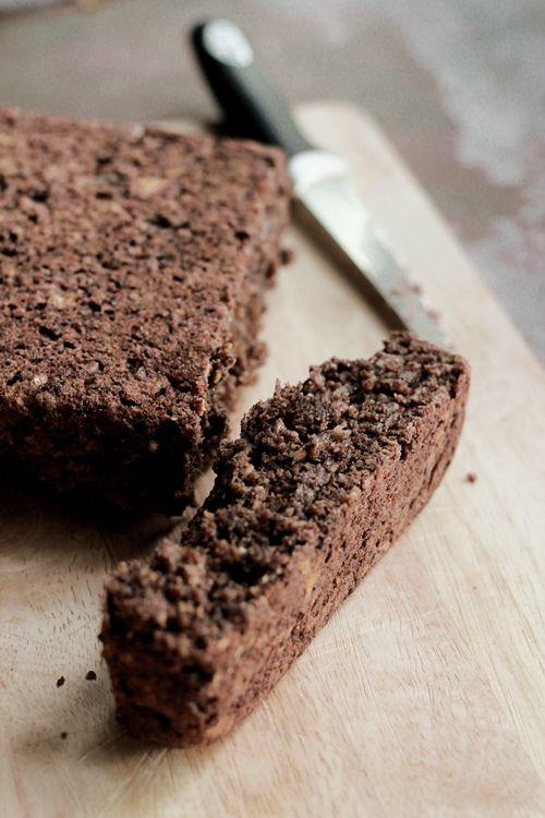 Finger Millet in a cake!