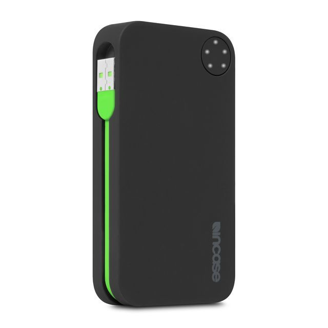 Double Charge Battery from Incase | invaluable handbag item | Travel a Gadgets | BabyGlobetrotters.Net