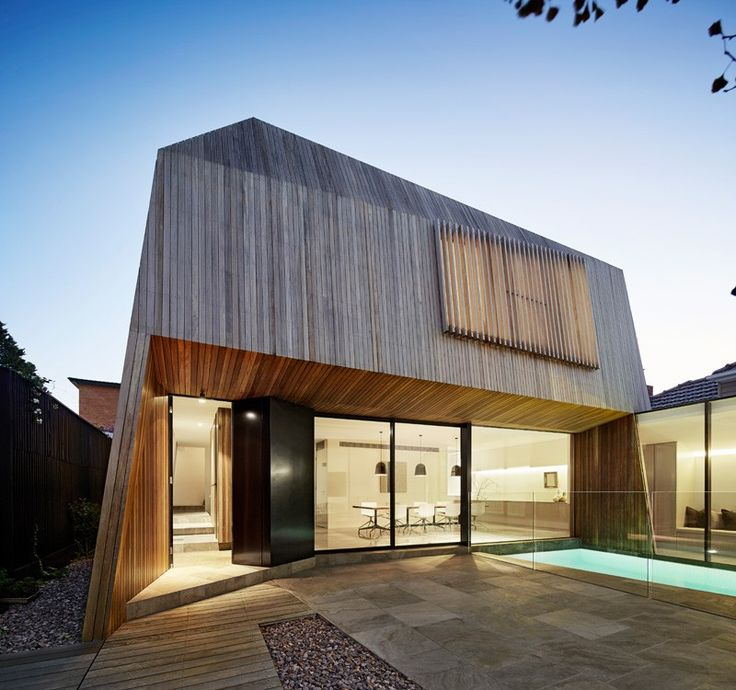 Coy Yiontis Architects Designed This Addition To A Home For A Large Family