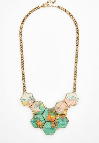 This aptly-named necklace: