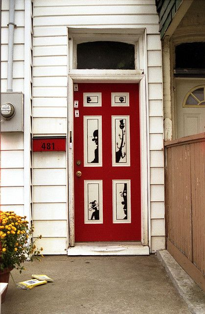 84 Best Images About A Door Able 2 Red Doors Amp The Homes