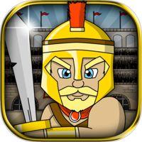 Gladiator Escape Quest by Lorraine Krueger