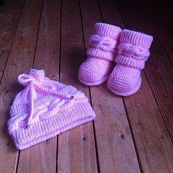 Bonnet à torsade bébé tuto tricot facile