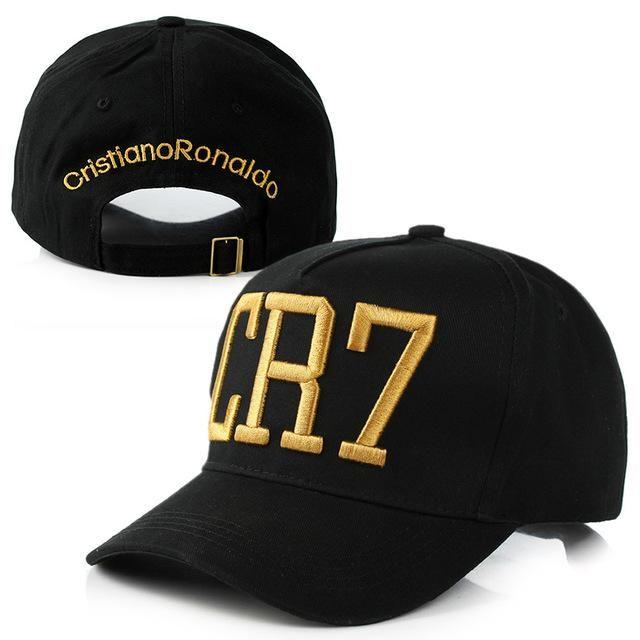 [Visit to Buy] 2017 New Fashion Cristiano Ronaldo CR7 Baseball Caps Hip Hop Snapback Hat Chapeu De Sol Swag For Men And Women #Advertisement