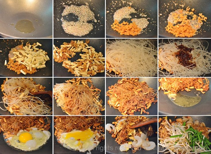 "Okay,  after we've agreed upon ""What's not"" supposed to be in PadThai, let's see what's hot. In this episode I'm going to give you the recipe and ingredients with which I make my Pad Thai. Ingredie..."