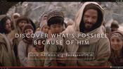 """Mormon Newsroom - Church """"Because of Him"""" Easter Message Reaches Millions"""