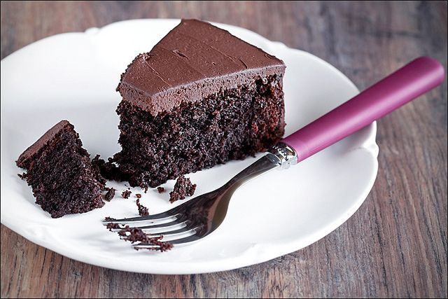 ШОКОЛАДНО-СВЕКОЛЬНЫЙ ТОРТ - Chocolate Beet Cake