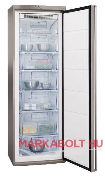 229 l nettó, No Frost, 138.500 Ft . ingyenes szállítással   A42700GNX0 hűtőgép fotóját