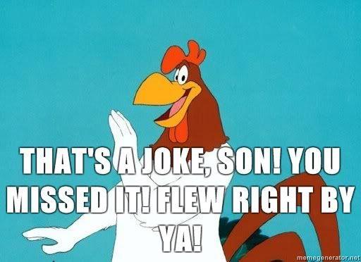 Boy, I Say Boy!!! on Pinterest   Foghorn Leghorn, Foghorn Leghorn ...