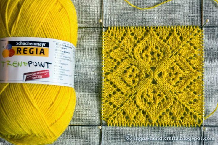 Mustrimaailma salakudumine, Secret Knitting