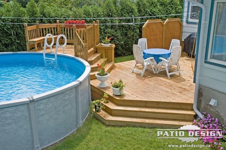 Pinterest the world s catalog of ideas for Cash piscine 79