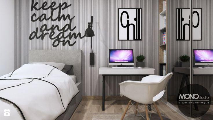 Pokój nastolatka - zdjęcie od MONOstudio - Pokój dziecka - Styl Nowoczesny - MONOstudio