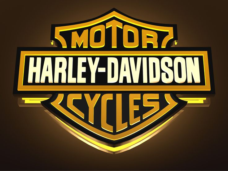 161 best logos harley davidson images on pinterest harley davidson an older piece had always wanted to do the logo for the brand done in harley davidson one voltagebd Gallery