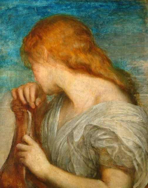 George Frederick Watts | Undine. Watts Gallery / Supplied by The Public Catalogue Foundation