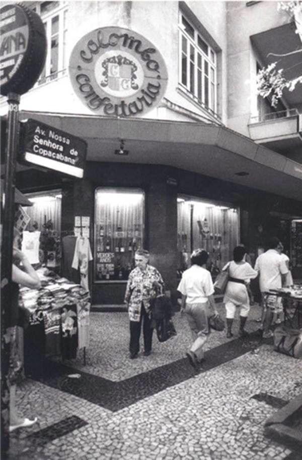 Colombo de Copacabana, esquina da Barão de Ipanema