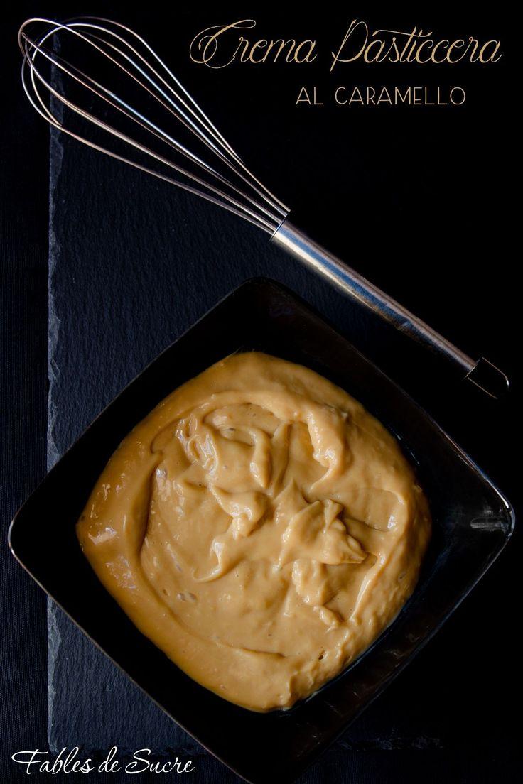 La crema pasticcera al caramello è una crema di base dal quale si possono ricavare innumerevoli preparazioni, ma buonissima anche da sola al naturale.