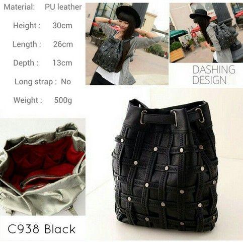 keren C938 Black