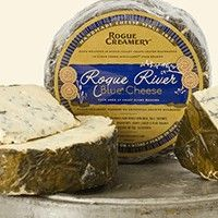 Rogue River Blue Cheese - 1/8 Wheel from Rogue River Creamery of Central Point, ORroguecreamery.com