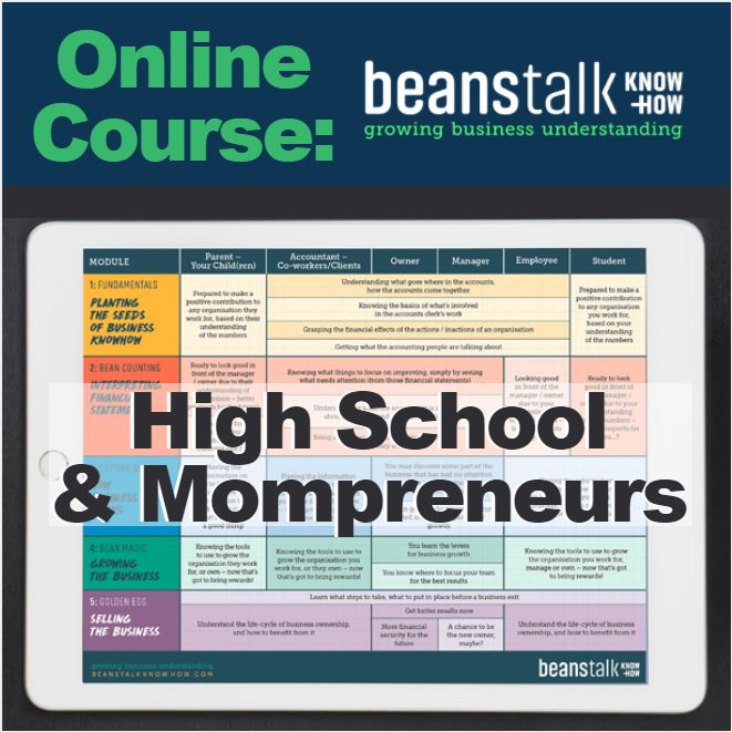 What does a healthy business look like on the books? What do those financial statements actually mean? What about all the jargon your accountant uses? The Beanstalk KnowHow program gives you and your students the answers to those important real-life business questions. This is a homeschool mom's review of an online business training program withRead more