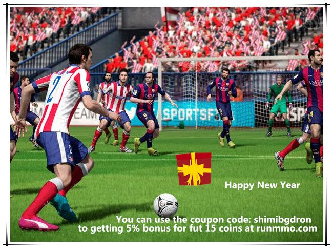 5% Disocunt Code to fifa 15 ultimate team coins