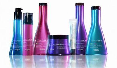 Chic e Fashion: L'Oréal lança reparação capilar de longa duração
