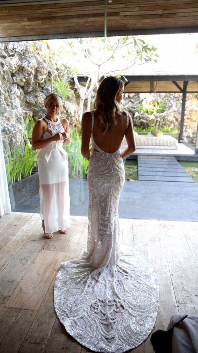 Steven Khalil Second-Hand Wedding Dress | Still White Australia