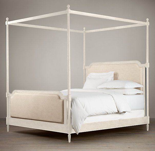 Best 25 four poster beds ideas on pinterest poster beds 4 poster beds and 4 poster bed canopy - Poster bed canopy ideas ...