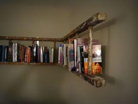Libreria fai da te con scala