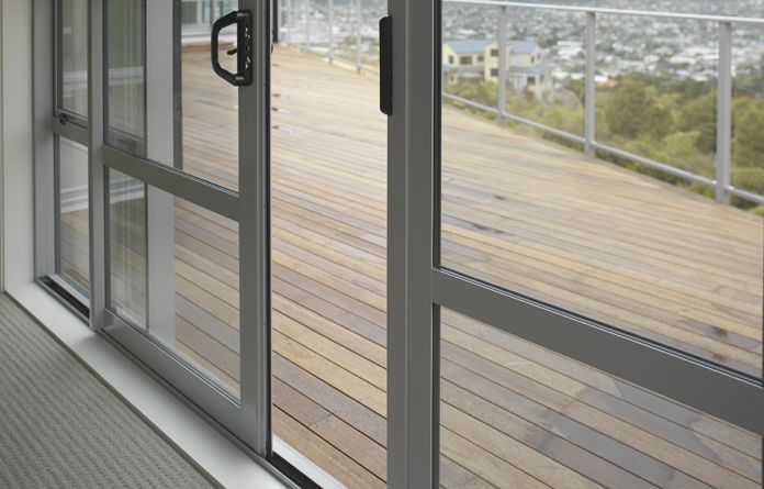Open up your living areas with new double glazed sliding doors