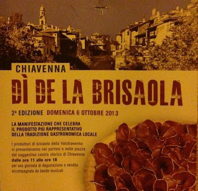 Di della Brisaola - Chiavenna - 6 ottobre 2013