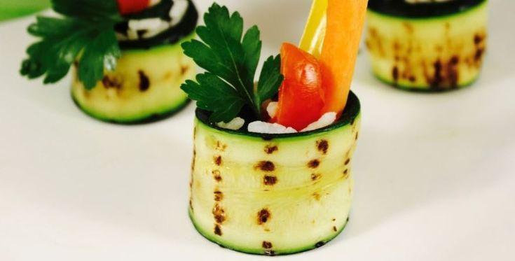 Rotelline colorate dal sapore veg