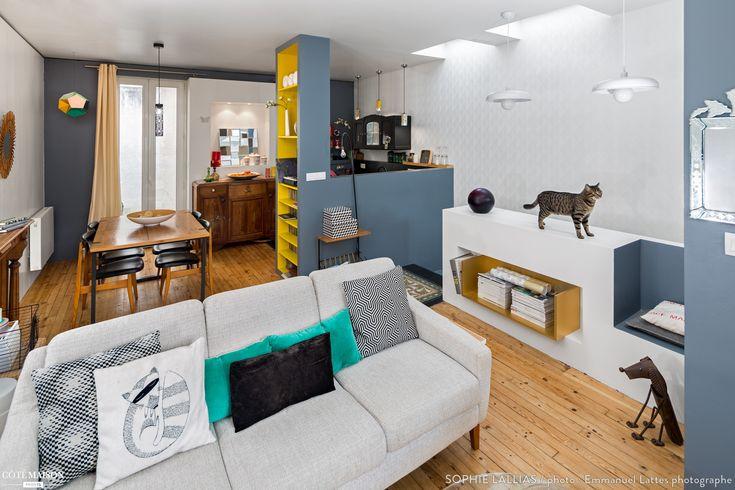 42 best Décoration intérieure images on Pinterest Living room