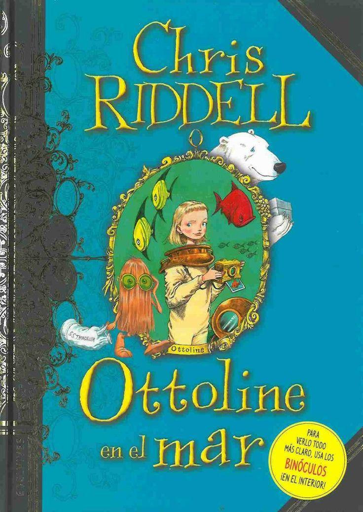 Ottoline en el mar / Chris Riddell
