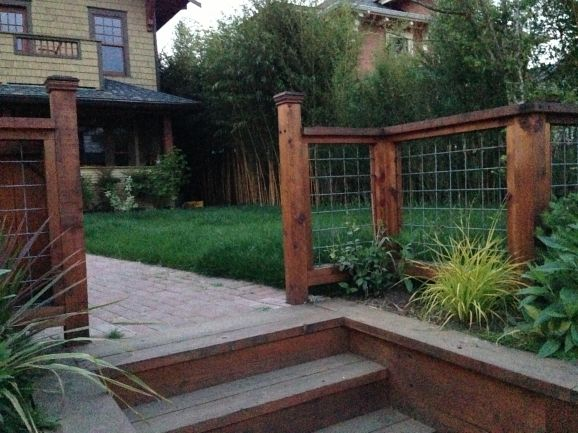 25 best ideas about yard privacy on pinterest garden for Small front yard fence ideas